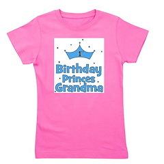 birthdayprince_1st_PRINCESGRANDMA.png Girl's Tee