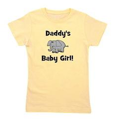 elephant_daddysbabygirl.png Girl's Tee