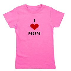 iheartmom.png Girl's Tee