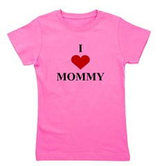 iheartmommy.png Girl's Tee