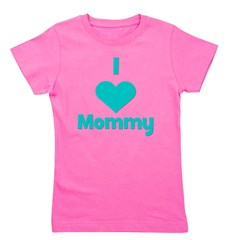 iheartmommy_aqua_TR.png Girl's Tee