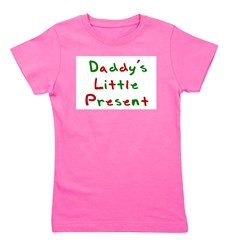 daddyslittlepresent.png Girl's Tee