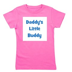 daddyslittlebuddy_blue.png Girl's Tee