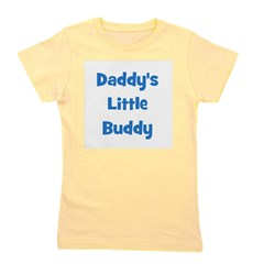 daddyslittlebuddy_blue.png Girl's Tee