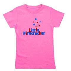 littlefirecracker.png Girl's Tee