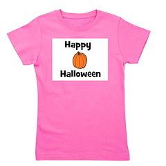 pumpkin_happyhalloween.png Girl's Tee