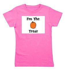 pumpkin_imthetreat.png Girl's Tee