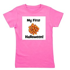 candycorn_myfirsthalloween.png Girl's Tee