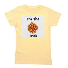 candycorn_imthetrick.png Girl's Tee