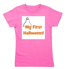 ghost_myfirsthalloween.png Girl's Tee