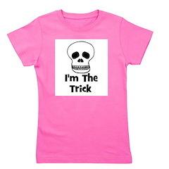 skull_imthetrick.png Girl's Tee