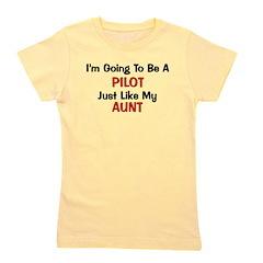 pilot_aunt.png Girl's Tee