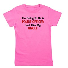 policeofficer_uncle.png Girl's Tee
