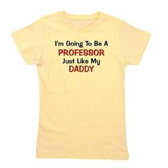 professor_daddy.png Girl's Tee