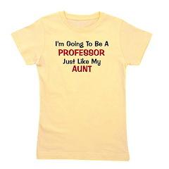 professor_aunt.png Girl's Tee
