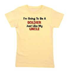 soldier_uncle.png Girl's Tee