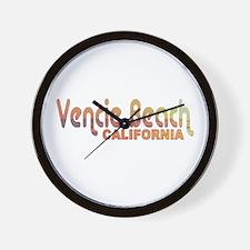 Venice Beach, California Wall Clock