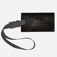 Stealth Black  Luggage Tag
