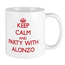 Keep Calm and Party with Alonzo Mugs