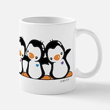 Cute Penguins Mug Mugs
