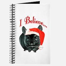 Chin I Believe (ebony) Journal