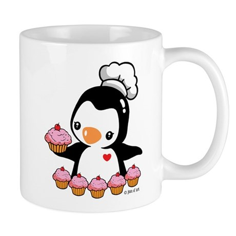 Cute Penguin Mug Mugs
