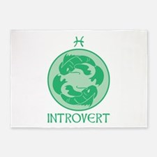 INTROVERT 5'x7'Area Rug