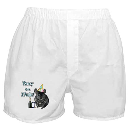 Chin Party Boxer Shorts