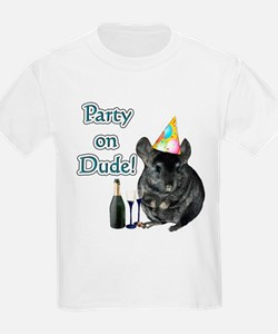 Chin Party T-Shirt