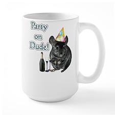 Chin Party Mug