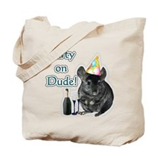 Chin Party Tote Bag