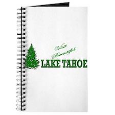 Visit Beautiful Lake Tahoe Journal