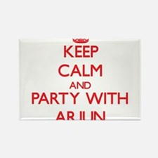Keep Calm and Party with Arjun Magnets