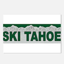 Ski Tahoe Postcards (Package of 8)