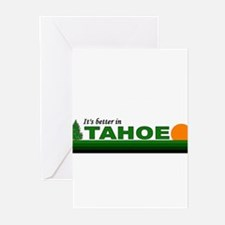 Its Better in Tahoe Greeting Cards (Pk of 10)