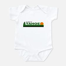 Its Better in Tahoe Infant Bodysuit