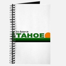 Its Better in Tahoe Journal