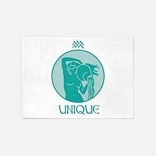UNIQUE 5'x7'Area Rug