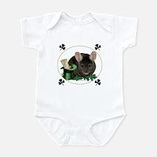 Chin Shamrock Infant Bodysuit
