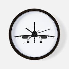 Aerospatiale BAC Concorde (parked) Wall Clock