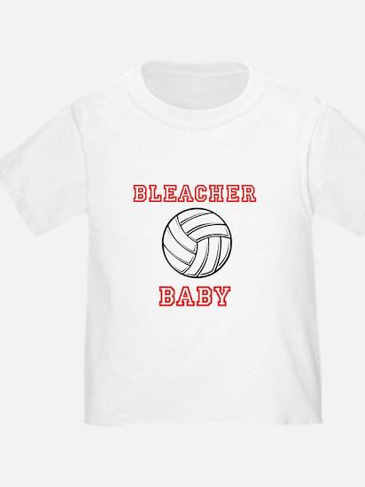 Bleacher Baby (volleyball) T-Shirt
