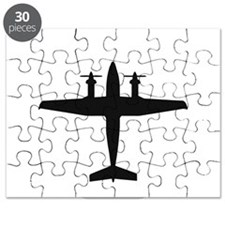 Beech King Air 300 (top) Puzzle