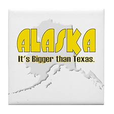 Bigger than Texas Tile Coaster