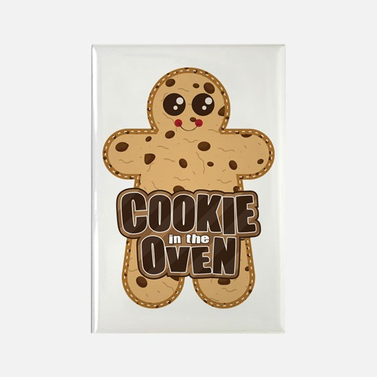 Cookie in the Oven™ Rectangle Magnet
