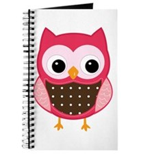 pink owl Journal