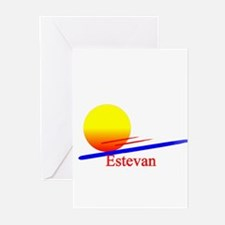 Estevan Greeting Cards (Pk of 10)