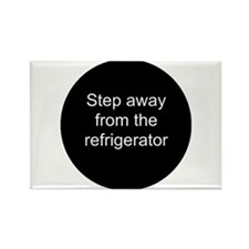 Step Away Refrigerator Magnets