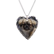 Faithful Tibetan Spaniel Necklace