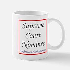 Supreme Court Nominee Mugs