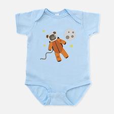Teddy Bear Astronaut Body Suit